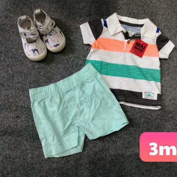 Quần áo, giày dép trẻ em